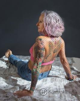 Julie Yoga for 12step headshot